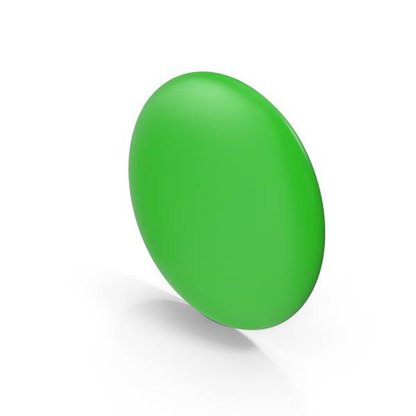 Flair Pin Green