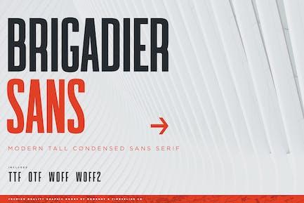 Brigadier Sans