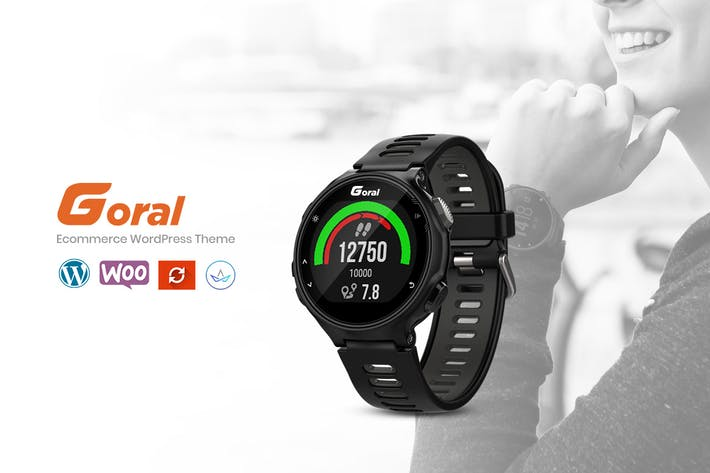 Thumbnail for Goral - Single Product Woocommerce WordPress Theme