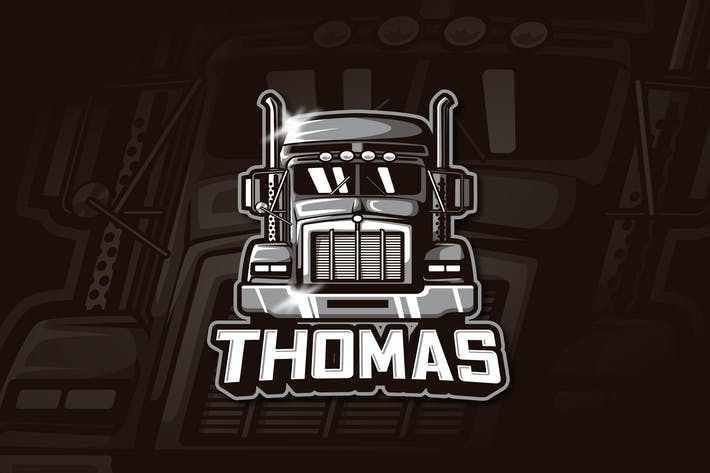 Thumbnail for THOMAS - Mascot & Esports Logo