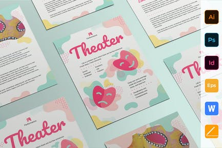Theater Flyer