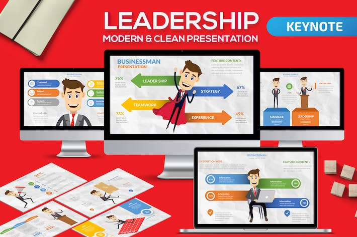 Thumbnail for Leadership Keynote Presentation