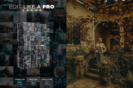 Edit Like A PRO 95th - Photoshop & Lightroom