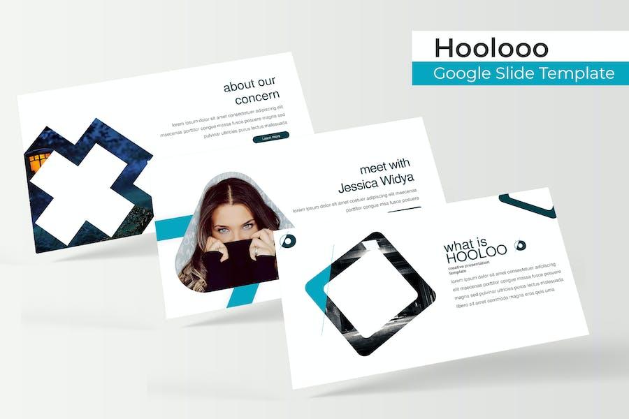 Hoolooo - Google Slides Template