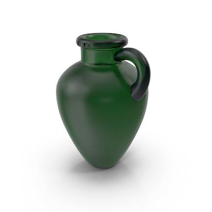 Flasche ohne Kork