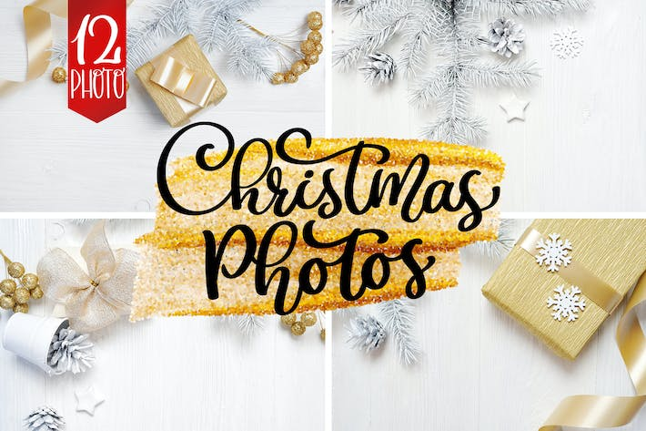 Thumbnail for Christmas Photos Set