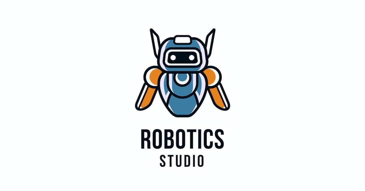 Download Robotics Studio Logo Template by IanMikraz