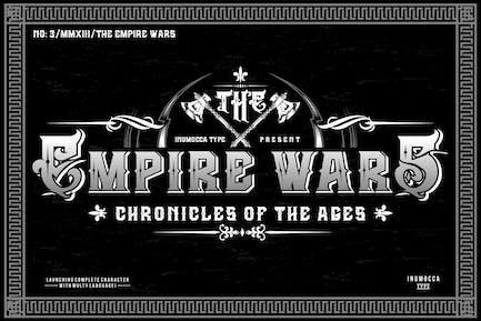 The Empire Wars (fuente familiar)