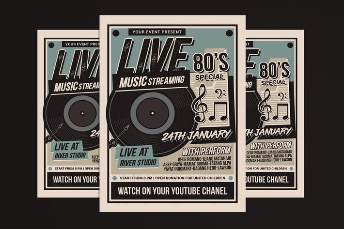 Thumbnail for Live Music Streaming