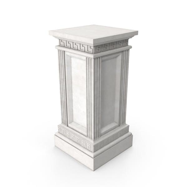 Greco-Roman Column Base