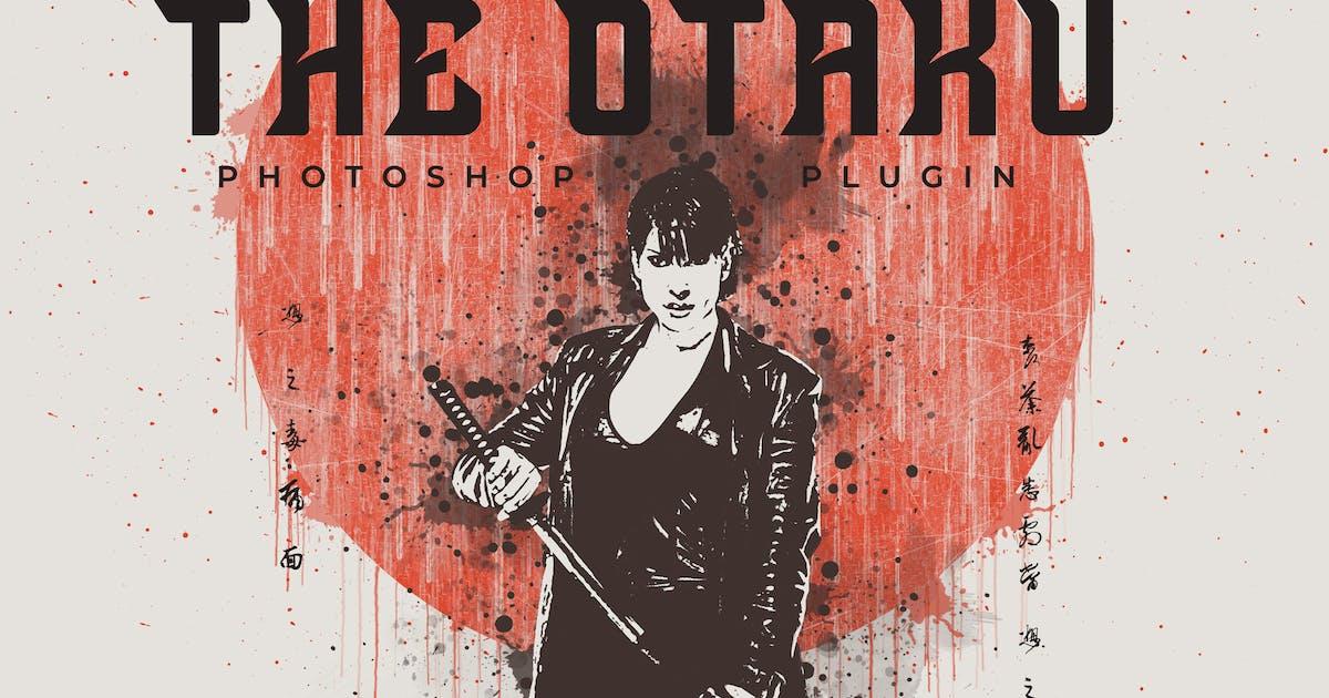 Download The Otaku - Photoshop Plugin by Oxygen_Art