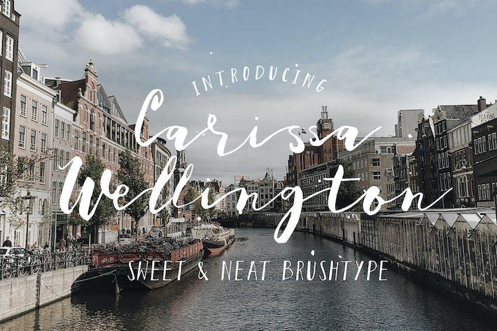 Cover Image For Carissa Wellington
