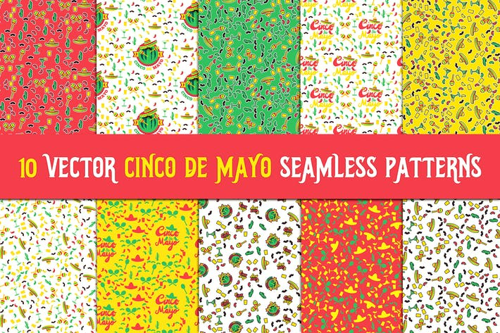 Thumbnail for Cinco De Mayo Pattern