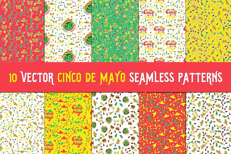 Cinco De Mayo Pattern