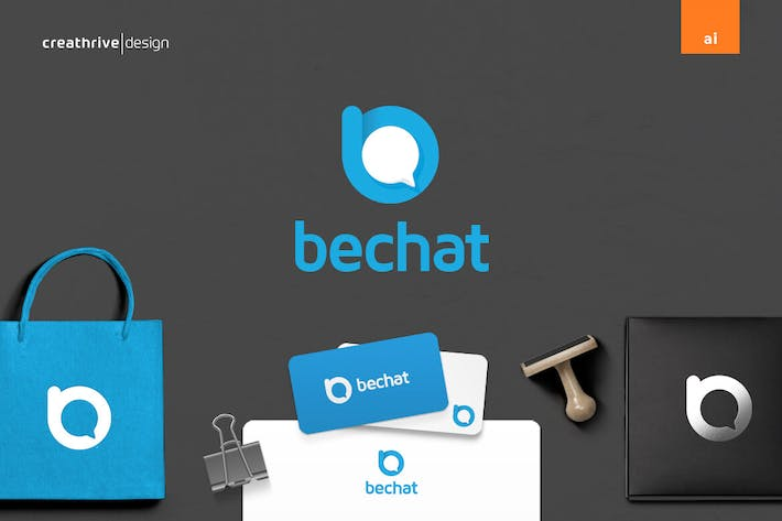 Thumbnail for BeChat Logo