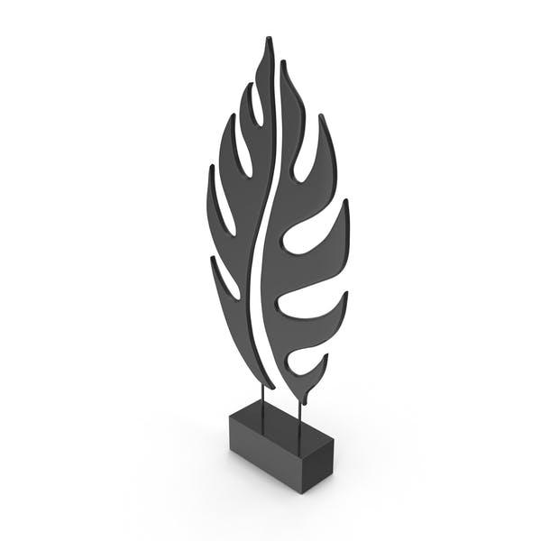 Thumbnail for Leaf Sculpture