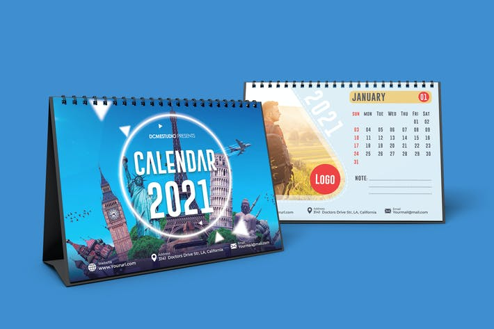 Thumbnail for C - Calendrier Voyage 2021