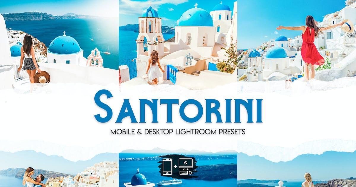Download Santorini Lightroom Presets by ClauGabriel