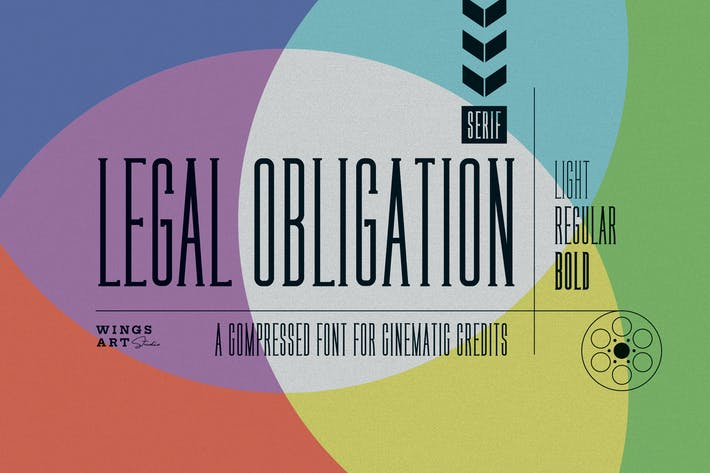 Thumbnail for Legal Obligation Serif