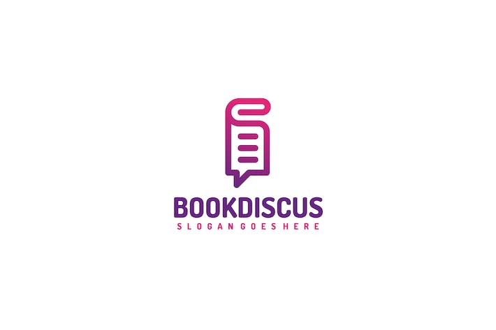 Thumbnail for Books Discussion Logo