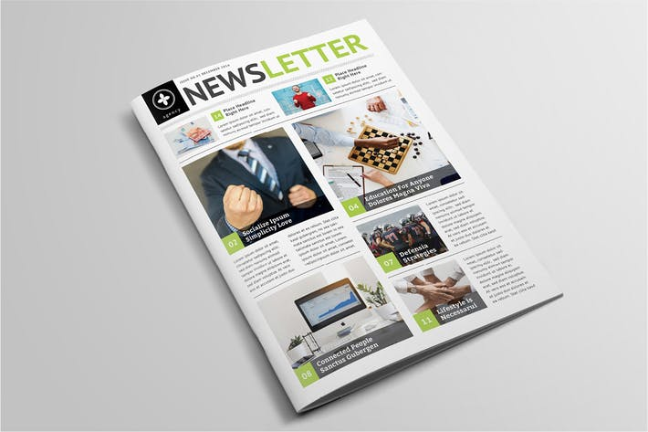 Cover Image For Multipurpose Newsletter