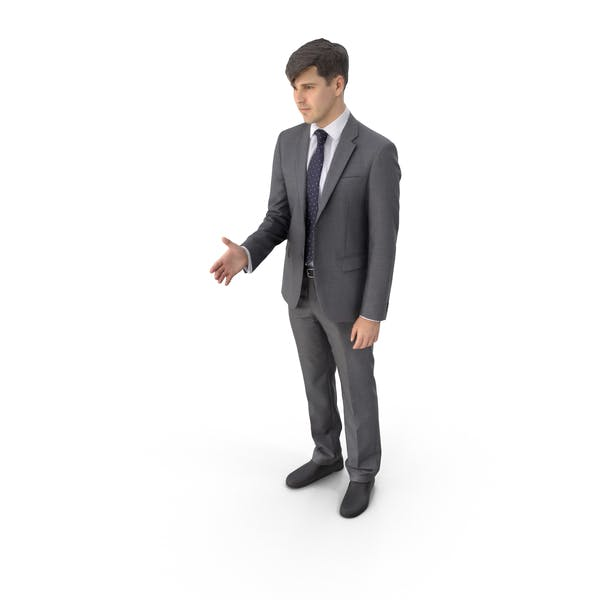 Cover Image for Businessman
