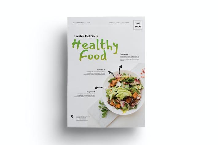 Cover Image For Food / Restaurant Flyer