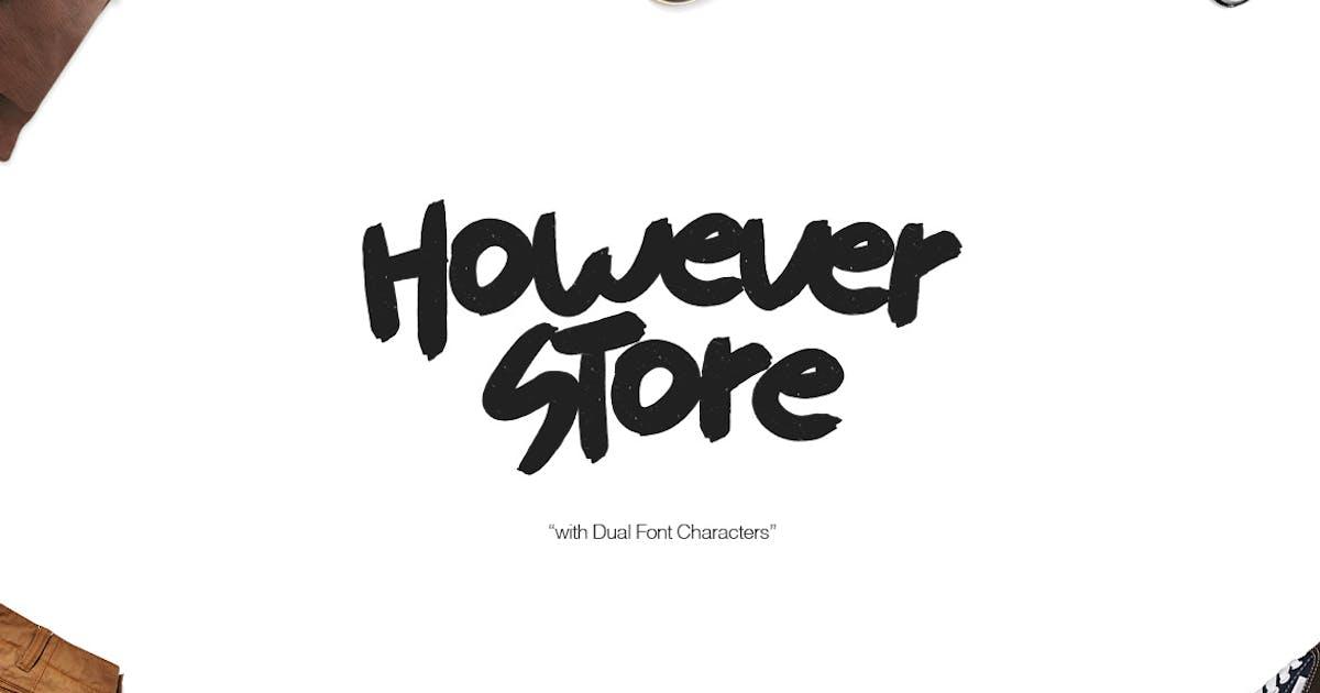 Download However Store by maulanacreative