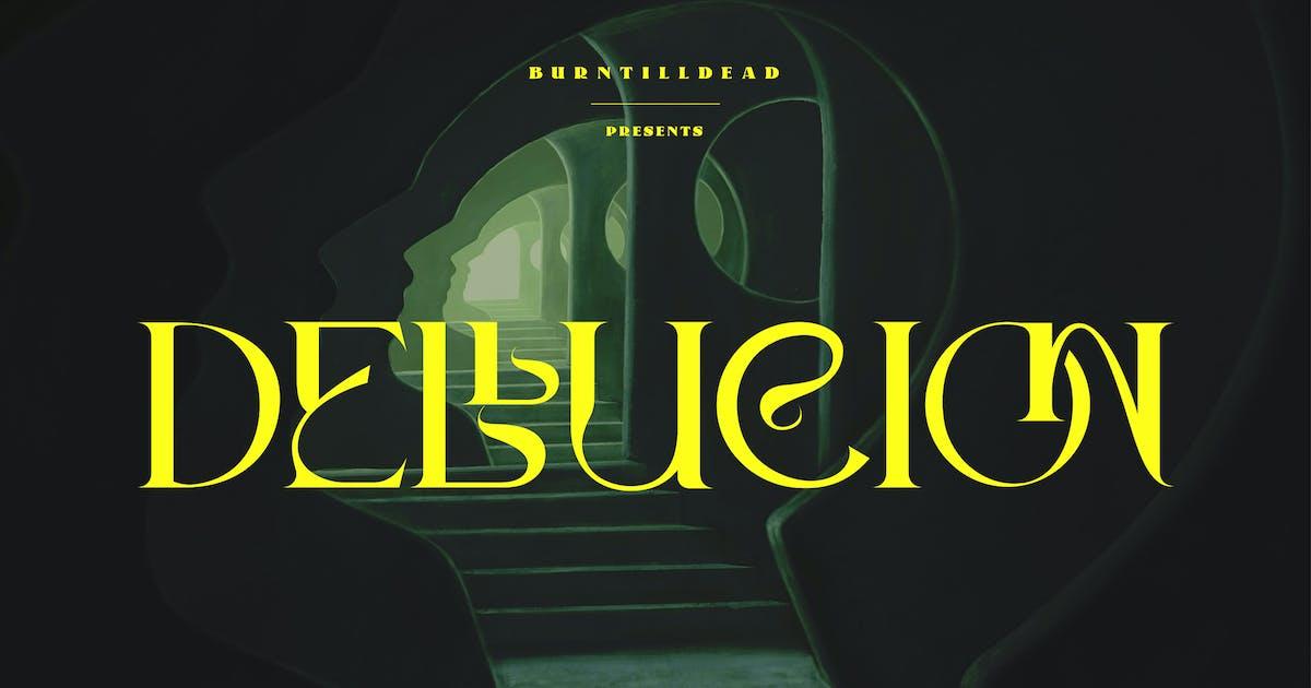Download Dellucion by Eric_Burntilldead