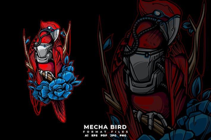 Thumbnail for MECHA BIRD
