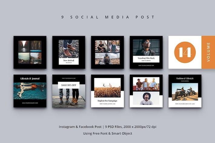 Cover Image For Social Media Post Vol. 14
