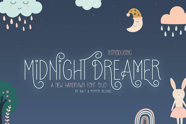 Midnight Dreamer Font