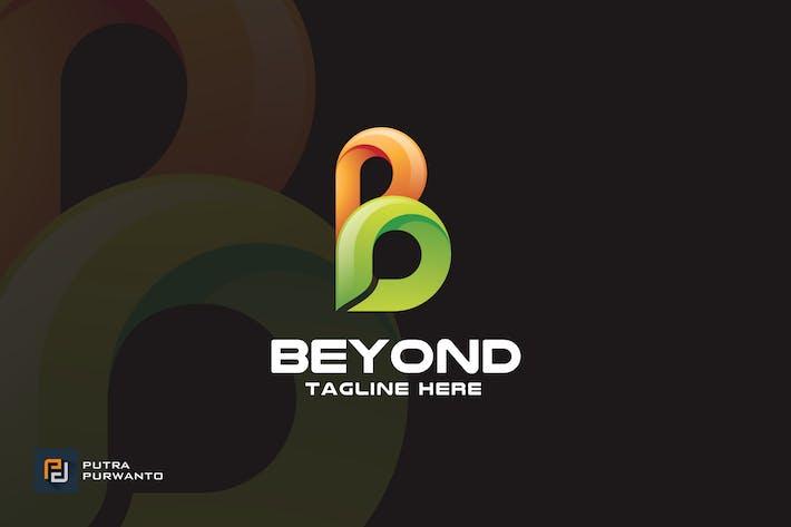 Thumbnail for Beyond / Letter B - Logo Template