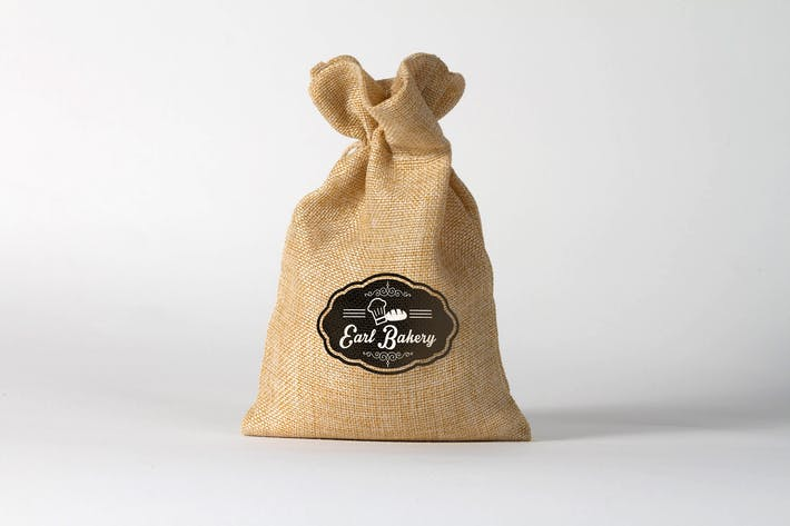 Cover Image For Craft Grains Bag Mock Up