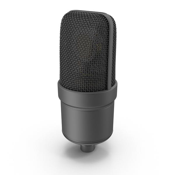 Cover Image for Condenser Microphone