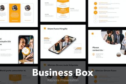 Business Box Keynote