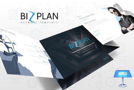 Bizplan Keynote Template