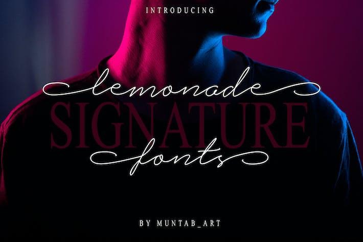 Thumbnail for Police Signature Lemonade