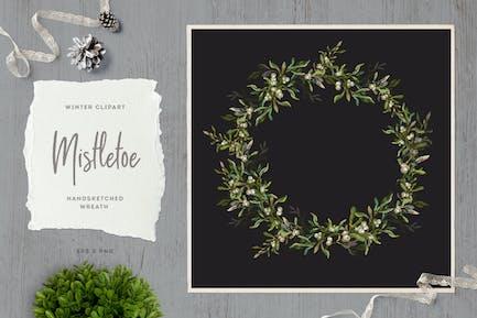 Mistletoe // Wreath