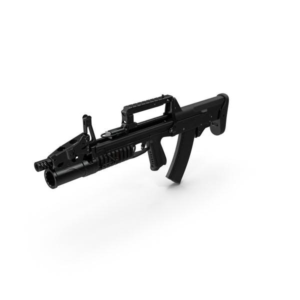 Thumbnail for Amphibious Assault Rifle ADS