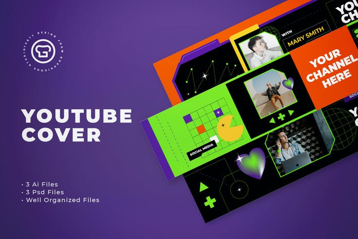 Gamers 80s Youtube Cover