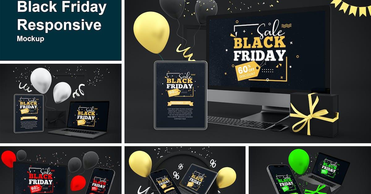 Download Black friday Responsive by QalebStudio