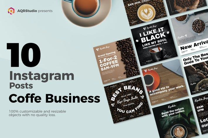 Thumbnail for Social Media Coffee
