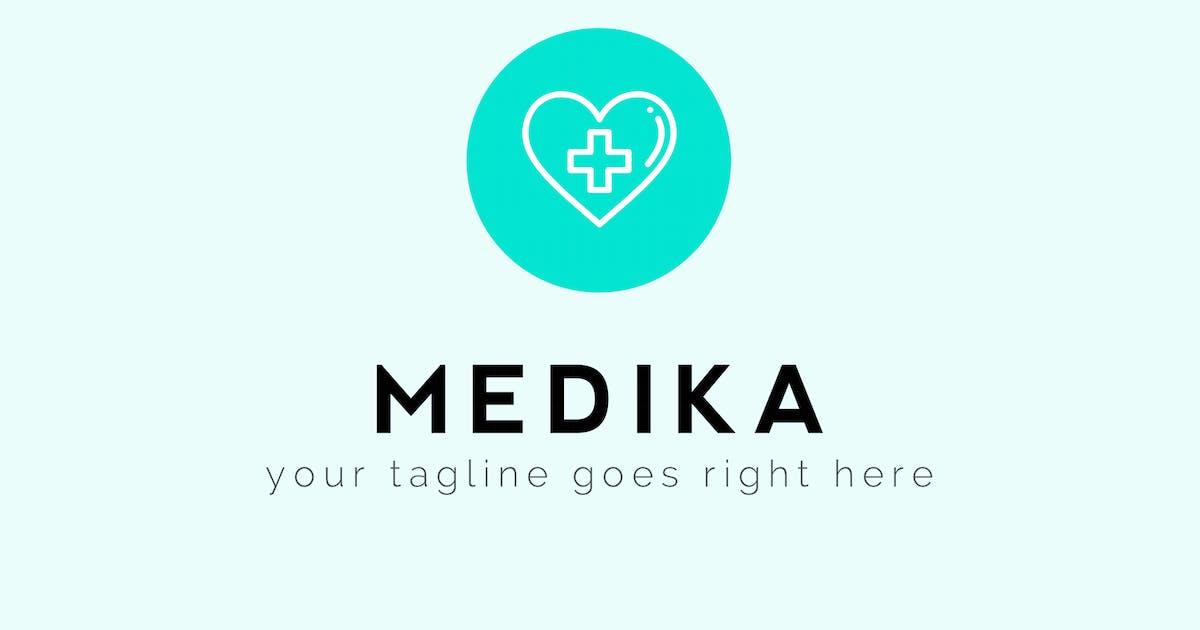 Download Medika - Health & Medical Logo Template by ThemeWisdom