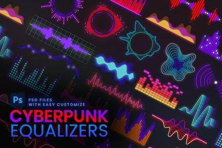 Cyberpunk Equalizers