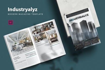 Industrialyz Magz - Magazine