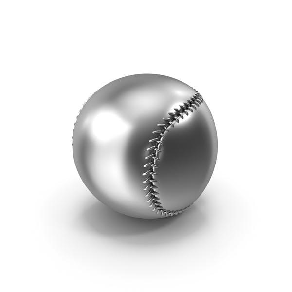 Thumbnail for Baseball Silber