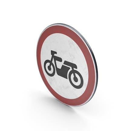 Verkehrszeichen Keine Motorräder