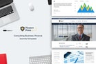 Finance Press - Consulting Business Joomla theme