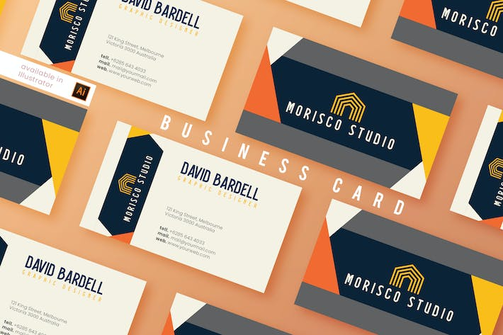 Business Card Vol.7